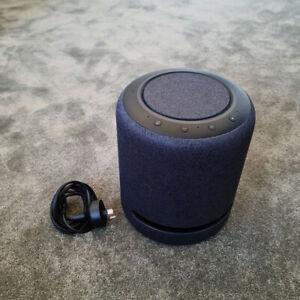 Amazon Echo Studio High Fidelity WiFi Alexa Smart Speaker Home Hub Zigbee
