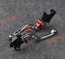 NTB CNC Brake clutch levers Aprilia SHIVER DORSODURO 750 10-14