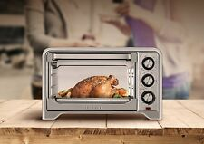 Toaster Convection Oven Countertop XLarge 6 Slice Stainless Steel - New w Defect
