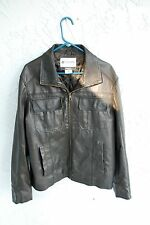 Columbia Sportswear Company Men's Brown Jacket Size L Bomber Style