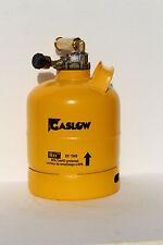 Gasflasche Tankflasche wieder befüllbar Marine LPG Gaslow Multiventil  2,7 kg.