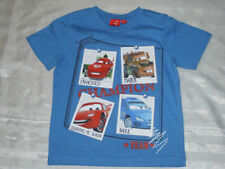 T-shirts et hauts bleus en 8 ans pour garçon de 2 à 16 ans en 100% coton