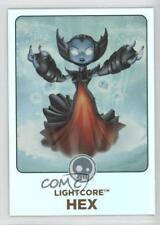 2012 Topps Activision Skylanders Giants #163 Lightcore Hex Non-Sports Card 1d3