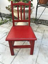 Vintage Inspired Kids Chair 21