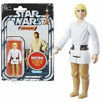 STAR WARS RETRO COLLECTION E4 A NEW HOPE LUKE SKYWALKER 3 3/4 INCH ACTION FIGURE