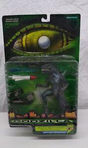 Godzilla Shatter Blast Vs Rocket Launcher Figure In Package Trendmasters 1998