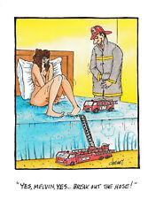 Hose - Funny Humour Birthday Card - C ~ FREE POSTAGE UK