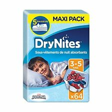 Huggies DryNites Sous-vetements de nuit Garçon - 3-5 An