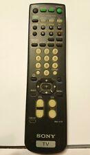 Sony, TV/DVD/VCR Remote Control RM-Y180 4-978-977, Grey