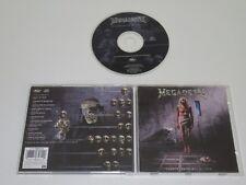 MEGADETH/COUNTDOWN TO EXTINCTION(CDP 79853120) CD ALBUM