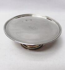 Queen Anne Irish Silver Footed Salver by Henry Matthews 1706 stock id 8312