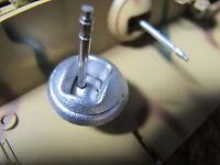 Tiger MG Kugelblende beweglich Metall Bausatz Kit Zubehör RC Panzer Tiger 1/16