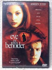 Eye of the Beholder DVD Ewan McGregor Ashley Judd Patrick Bergen K.D. Lang