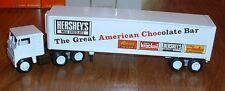 Hershey Great American Chocolate Bars Candy '82 Winross Truck