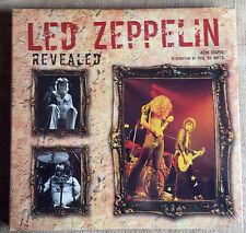 Led Zeppelin revealed Jason Draper introduction  by Paul  Du Noyer  SEALED