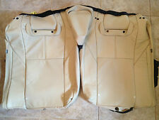 2013 Toyota Avalon Factory Original Tan Leather Seat Cover (Rear Upper Seats)