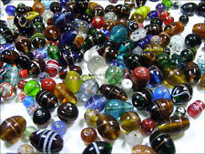 CLOSE OUT LOT WHOLESALE 1 LB MIXED INDIA BEADS (BD-533)