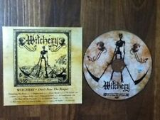witchery dont fear the reaper advanced promo copy 2006 rare thrash metal