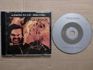 TOLCHOCK - A PRACTICE FOR HELL / MAXI-CD / 2000 / SWE / ENERGY REKORDS