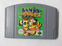 Banjo Tooie Game Cartridge PAL EUR Version For Nintendo N64