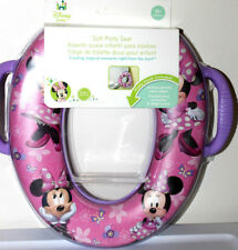 Disney Baby  Minnie  Mouse Soft Potty Seat 18 + Months