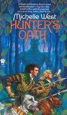 Hunter's Oath by Michelle West (1995, Paperback)