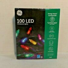 Ge 100 ct Led mini lights multi color Constant On Wedding/Party/Christmas.N ib