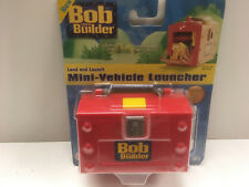 Bob The Builder Mini-Vehicle Launcher 2005 for kids 3-8