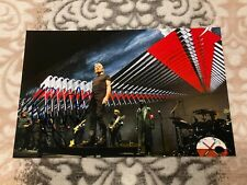 Roger Waters Pink Floyd 12x8 signed photo