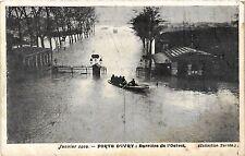 CPA Porte d'Ivry - Barriere de l'Octroi (275113)