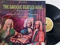 Joshua Rifkin – The Baroque Beatles Book LP 1965 Elektra EKS-7306 NM/EX