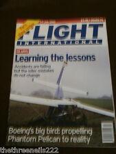 FLIGHT INTERNATIONAL # 4889 - PHANTOM PELICAN - JULY 1 2003
