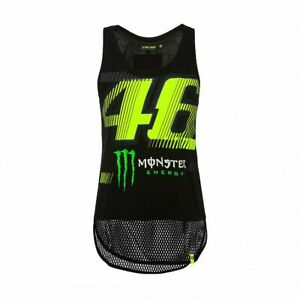 Valentino Rossi Monster Monza VR46 Moto GP Tank top Vest - Ladies / Womens