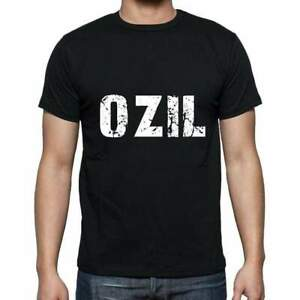 ozil t-shirt, t shirt mens, Black, gift 00114 T-ShirtUltrabasic