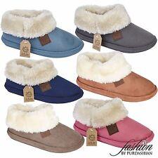 Botines Zapatilla De Ante De Las Señoras De Piel Forrada de Invierno Cálido Bota Al Tobillo Zapatos Térmica