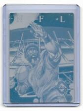 1 of 1 JOE MONTANA 1994 CLASSIC Printing Plate SAN FRANCISCO 49ers Art Card 1/1
