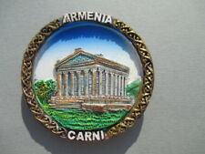 Garni Temple Armenia -  3D  FRIDGE MAGNET SOUVENIR