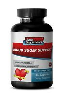 Chromium - Blood Sugar Support 620mg - Helps Control Cravings Supplements 1B