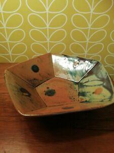 Pottery Bowl by Janice Tchalenko