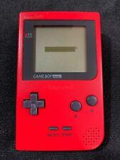 Nintendo Game Boy Pocket - Red - Refurbished