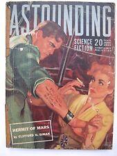 Uns Pulp Magazine-erstaunlich Sciencefiction-Jun 1939-Jack Williamson