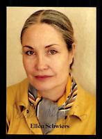 Ellen Schwiers Autogrammkarte Original Signiert # BC 96325