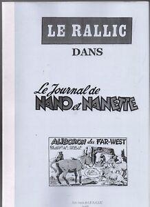 LE RALLIC dans NANO ET NANETTE. Aliboron du Far-West. Amis de Le Rallic 2008