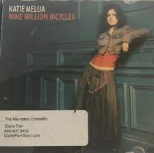RARE - Katie Melua - Nine Million Bicycles - PROMO CD