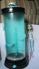 Monster High Lagoona Blue Hydration Station Working Lights & Bubbles Lot B