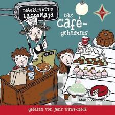 Martin Widmark - Detektivbüro LasseMaja - Das Cafegeheimnis