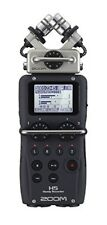 Zoom H5 Four-Track Portable Handheld Field PCM/IC Recorder New F/S w/Tracking