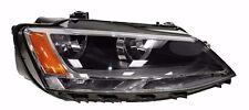 2011 - 2014 VW JETTA HEADLIGHT HEADLAMP LIGHT LAMP RIGHT PASSENGER SIDE
