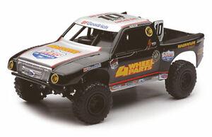 Ford Monster Energy Off-Road Truck [NewRay 71233] 4 Wheel Parts #10 G.Adler 1:24