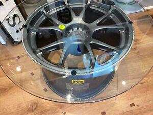 Aston Martin Motorsport DB9 Alloy Wheel Coffee Table
